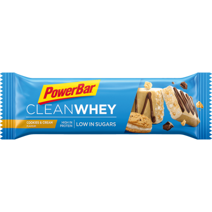 PowerBar Baton proteinowy Clean Whey Bar 50g