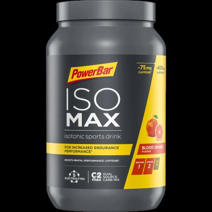 PowerBar Napój izotoniczny w proszku Isomax Izotonik Sports Drink 1200g