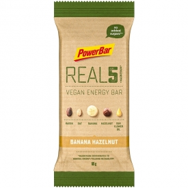 Baton wegański REAL5 Vegan Energy Bar 65g