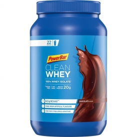 PowerBar Izolat białka Clean Whey 100% Isolate 570g