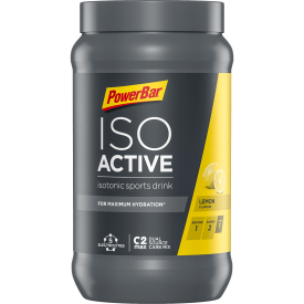 PowerBar Napój izotoniczny w proszku Isoactive Izotonik Sports Drink 600g